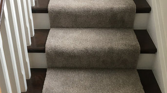 Stairs and landing Signature Velvet Deluxe