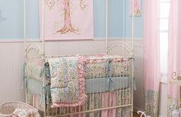 Love Birds Crib Bedding