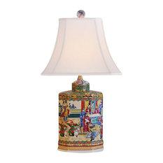 Deng Porcelain Table Lamp