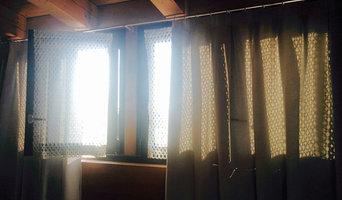 Lavori tessili e di Interior Design