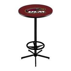Louisiana-Monroe Pub Table 28-inch