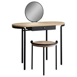 Contemporary Dressing Tables by RESISTUB PRODUCTIONS