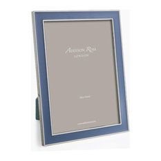 Addison Ross Denim Enamel Picture Frame, 5x7