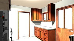 another view enough lighting for 10x11 kitchen   rh   houzz com