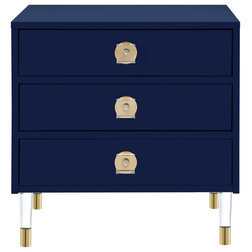 Midcentury Nightstands And Bedside Tables by Inspired Home