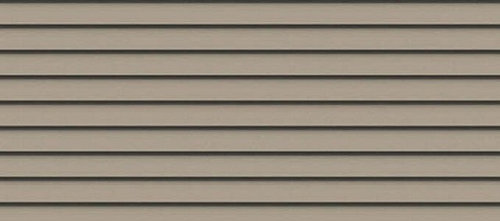 White House Brown Roof Shutters