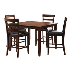 Bailey Counter Height 5-Piece Dining Set