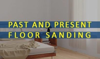 Past And Present Floor Sanding
