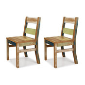 Reclaimed Chair, Set of 2