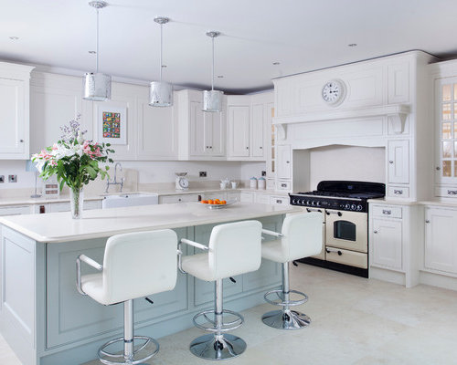 Jonathan Williams Handpainted Solid Inframe Kitchen from our Claridge Collection - Bar Stools and Kitchen Stools
