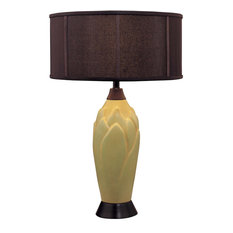 Signature 1 Light Table Lamp in Green