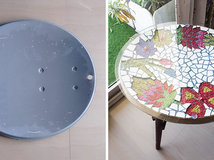 Reinvent It A Houzzer Turns Thrifted Pieces Into A