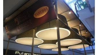 Iluminación puesto Taruffi