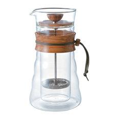 Double Glass Coffee Press