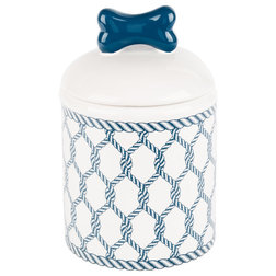Beach Style Pet Bowls And Feeding by Creature Comforts