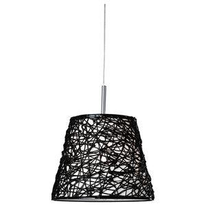 London Pendant Lamp, Black
