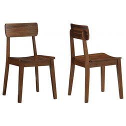 Midcentury Dining Chairs by Boraam Industries, Inc.