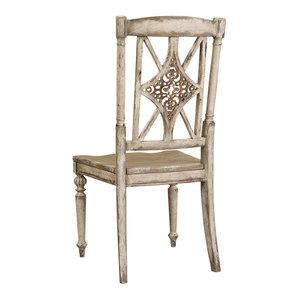 Hooker Furniture Chatelet Fretback Chairs, Set of 2, Side