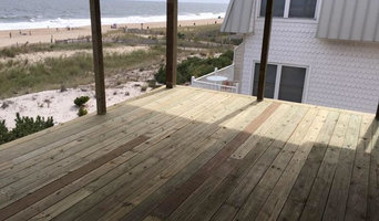 Removal of Old Deck and Hot Tar Roof