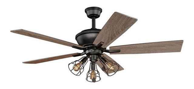 Hamilton ceiling fan 52 industrial ceiling fans by shopladder hamilton ceiling fan 52 aloadofball Gallery