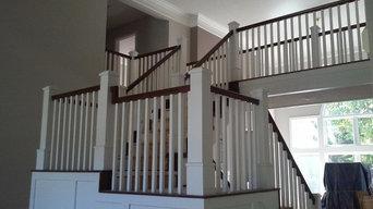 Jason Munsell Staircase