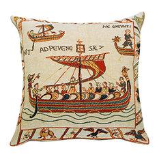 Les Normands European Cushion
