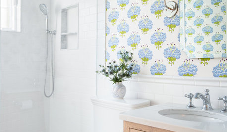 Bathroom of the Week: Bright and Pretty in 50 Square Feet