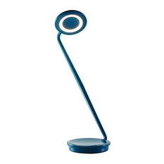 Pixo Table Lamp, Azure