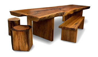 Strawn Table & Seats