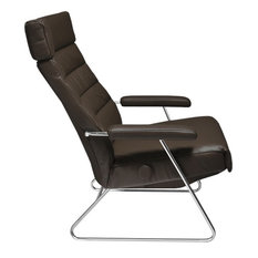 Lafer Recliners - Adele Recliner Chair by Lafer Recliners Brown - Recliner Chairs  sc 1 st  Houzz & Small Recliner Chairs | Houzz islam-shia.org