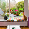 Houzz Tour: Parisian Flat's Redo Revolves Around a Terrace View