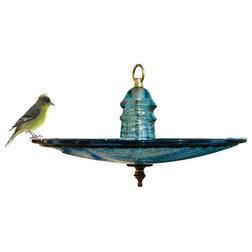 Transitional Bird Feeders by Railroadware
