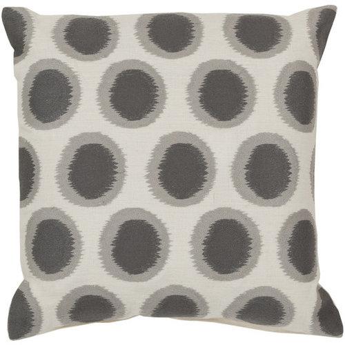 Ikat Dots- (AR-090) - Decorative Pillows