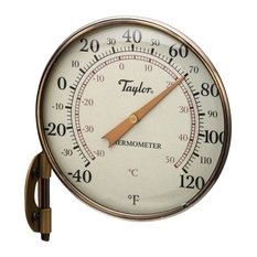 """Taylor Metal Dial Thermometer, 4.25"""""""