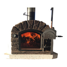 Authentic Pizza Ovens - Authentic Pizza Ovens Traditional Famosi - Outdoor Pizza Ovens