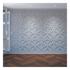 Daventry Decorative Fretwork Wall Panels in Architectural Grade PVC