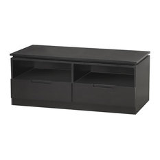 Orb Small TV Stand, Black