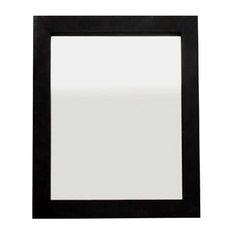 Wrought Iron Bathroom Mirror Native Trails Black Rectangular Mirrors