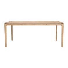 Ethnicraft Bok Oak Dining Table, Medium