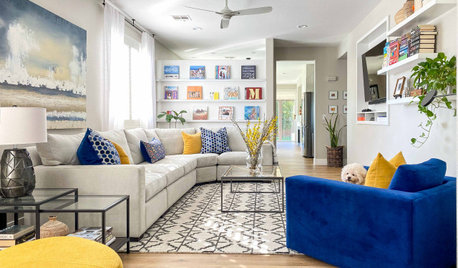 The 10 Most Popular Living Rooms of Spring 2021