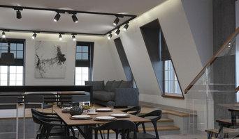 2-х уровневая квартира-студия в п. Европейский