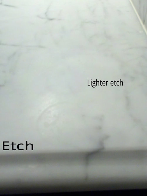 Poof! Marble etches gone! (pics)