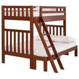 Transitional Bunk Beds by Bolton Furniture, Inc.
