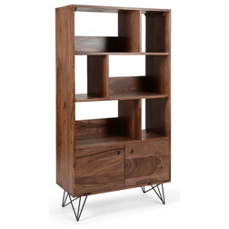 Midcentury Bookcases by Houzz