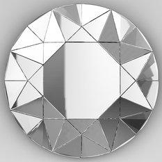 Houzz specchi da parete - Specchi particolari da parete ...