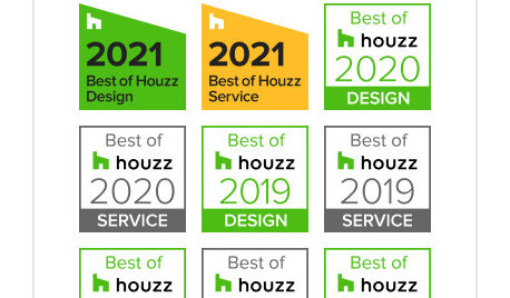 What a Best of Houzz Badge Means on a Pro's Profile