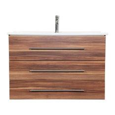 moderne badezimmermobel holz, moderne badmöbel: exklusive badezimmermöbel online, Design ideen