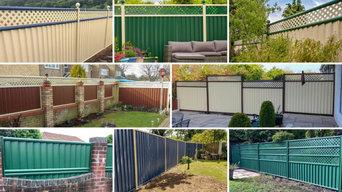 Rear Garden Fencing