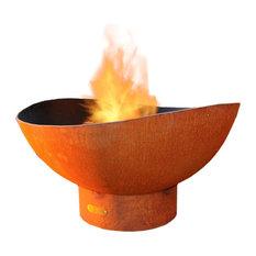 Scallops Wood Fire Pit