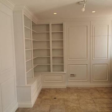 Bookshelf Technical